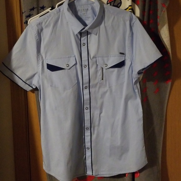 Guess Other - Guess Short sleeve dress shirt